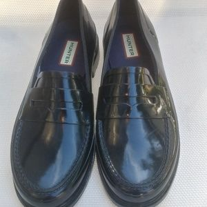 Hunter Penny Loafers